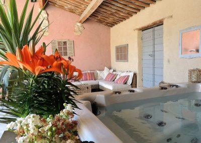 Eden Roque, maison d'hôtes en Provence - Le Spa