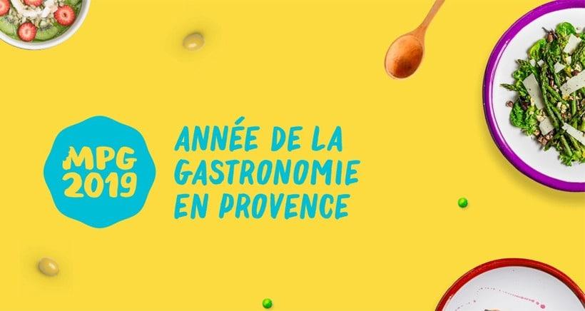 2019 Année de la gastronomie en Provence